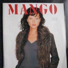 Catalogues publicitaires: CATÁLOGO MANGO INVIERNO 98. Lote 223794892