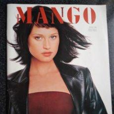 Catalogues publicitaires: CATÁLOGO MANGO OTOÑO 98. Lote 223795030