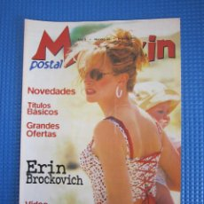Catálogos publicitarios: CATÁLOGO - MAGAZIN POSTAL Nº 33 - FEBRERO 2001. Lote 225026980