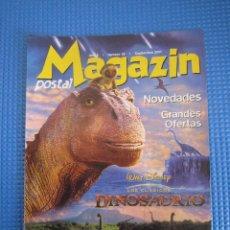Catálogos publicitarios: CATÁLOGO - MAGAZIN POSTAL Nº 39 - SEPTIEMBRE 2001. Lote 225034221