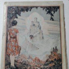 Catálogos publicitarios: SUEÑOS Y FORTUNAS.LIBRETO DE LINIMENTO SLOGAN .. Lote 225642675
