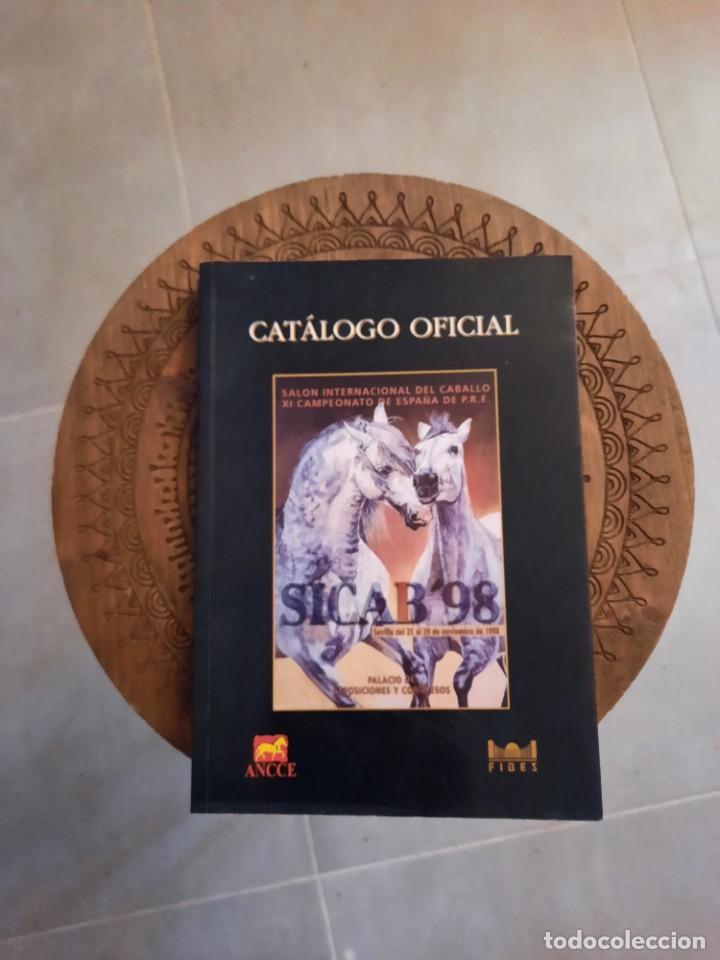 CATALOGO SICAB 98 (Coleccionismo - Catálogos Publicitarios)