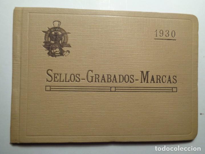 AMBROSIO ALLADO-SELLOS-GRABADOS-MARCAS (Coleccionismo - Catálogos Publicitarios)