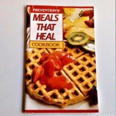 Catálogos publicitarios: REVISTA COCINA MEALS THAT HEAL - 14 X 21.CM. Lote 233457775