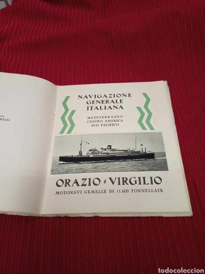 Catálogos publicitarios: Muy interesante folleto.Orazio Virgilio La primera y segunda clase - Foto 3 - 233629695