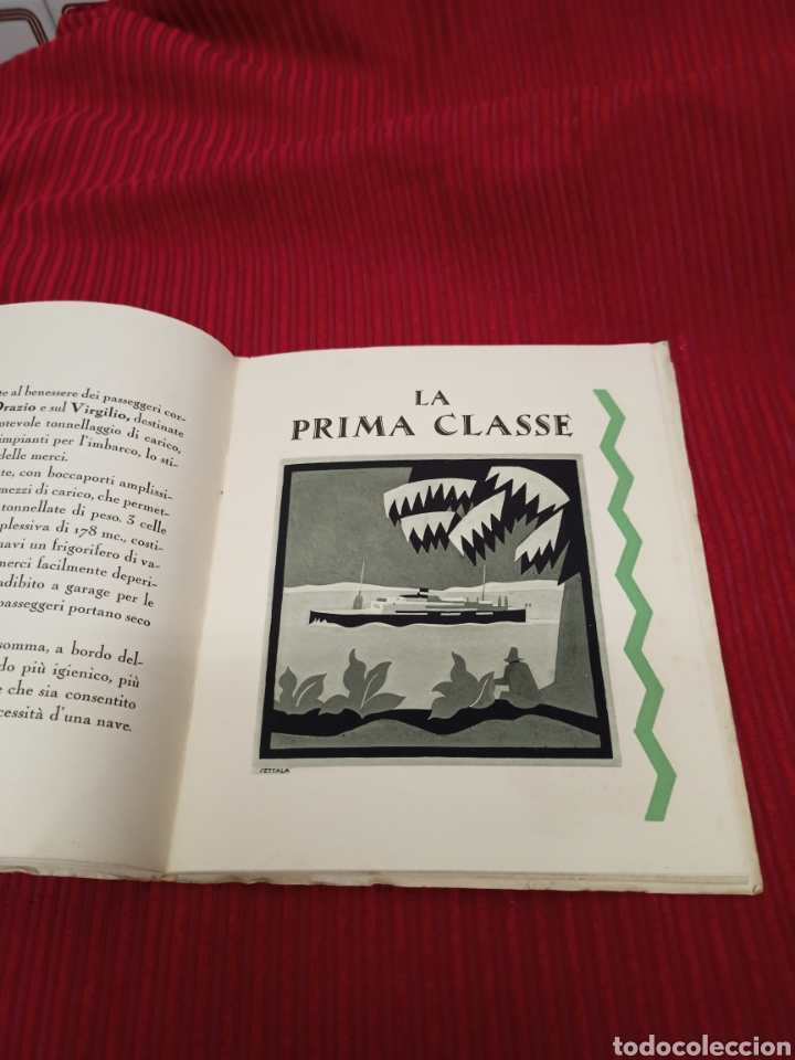 Catálogos publicitarios: Muy interesante folleto.Orazio Virgilio La primera y segunda clase - Foto 4 - 233629695