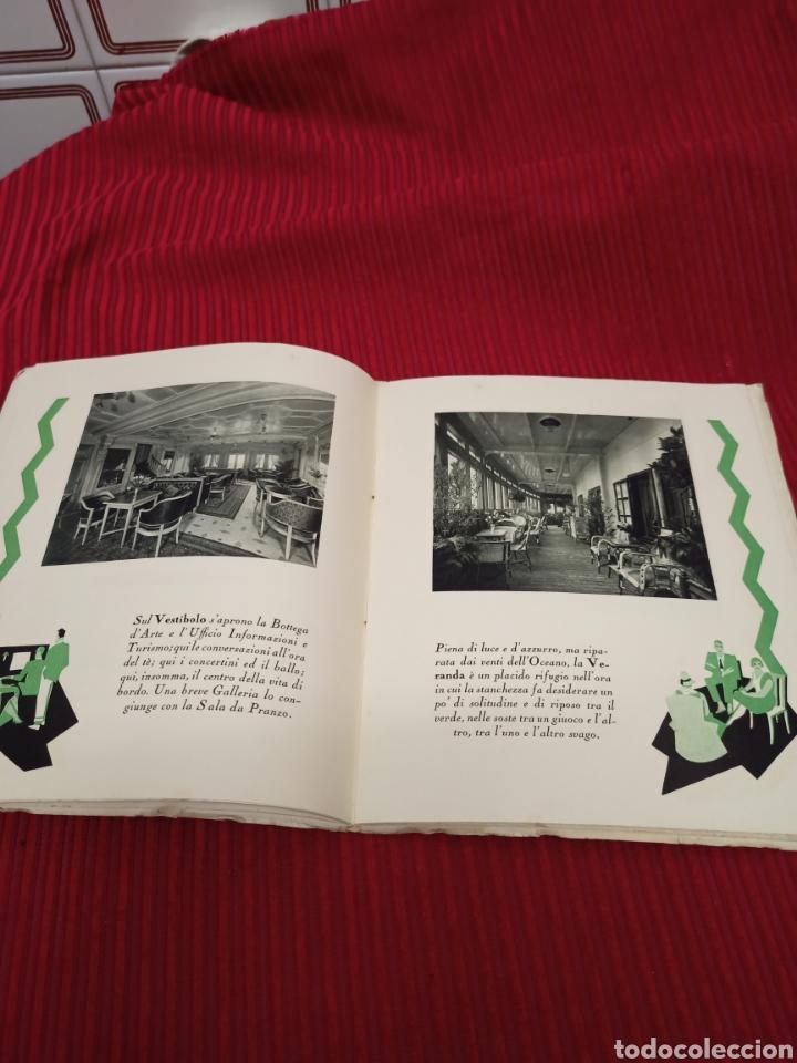 Catálogos publicitarios: Muy interesante folleto.Orazio Virgilio La primera y segunda clase - Foto 5 - 233629695