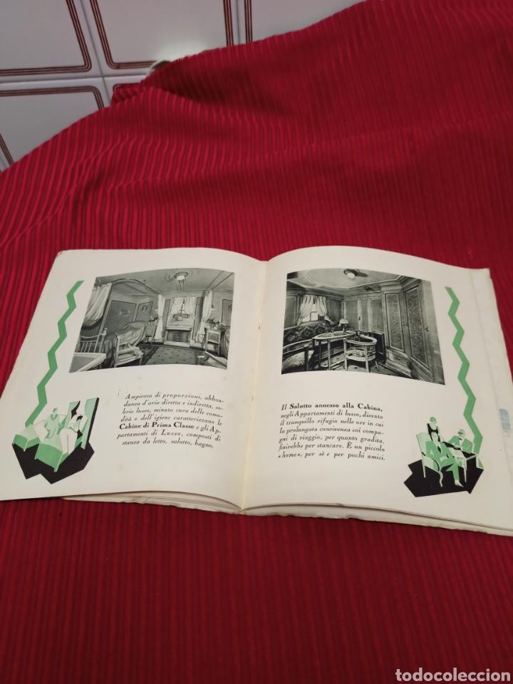 Catálogos publicitarios: Muy interesante folleto.Orazio Virgilio La primera y segunda clase - Foto 6 - 233629695