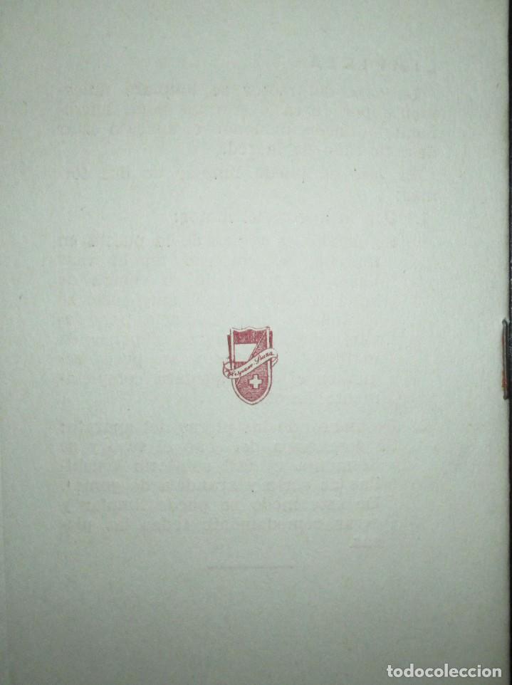 Catálogos publicitarios: BATIDORAS Y COCTELERA HISPANO-SUIZA. SEIS FOLLETOS Y RECETARIOS ORIGINALES DE LOS AÑOS 50. - Foto 21 - 234727150