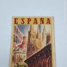 Catálogos publicitarios: PUBLICIDAD ESPAÑA ( DIRECCIÓN GENERAL DE TURISMO ) MADRID. Lote 235083390