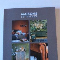 Catálogos publicitarios: MAISONS DU MONDE CATALOGO HOGAR 2020 504 PÁGINAS DECORACION INTERIORISMO. Lote 235429460