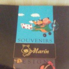 Catálogos publicitarios: CATALOGO DE SOUVENIR ,MARIN,CHICLANA,CADIZ.(VER FOTOS Y LEER DESCRIPCIÓN). Lote 235942960