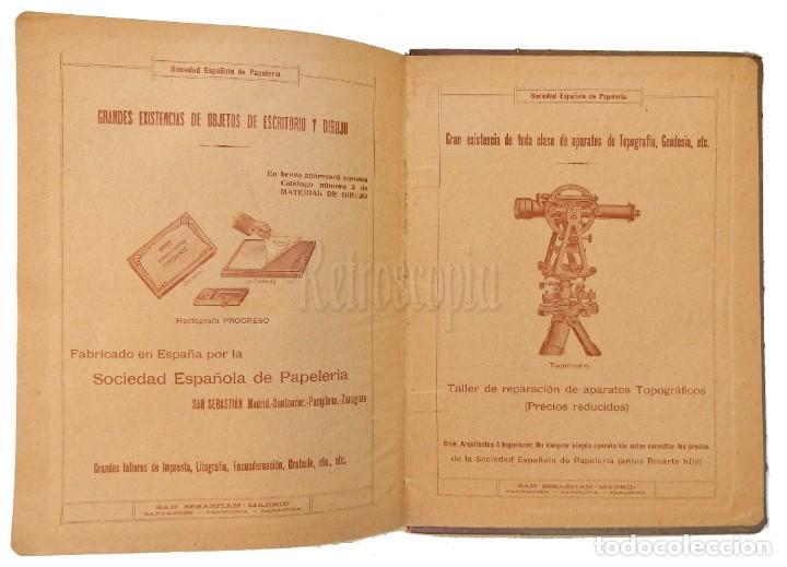Catálogos publicitarios: CATÁLOGO Nº 2 OBJETOS DE ESCRITORIO. SOCIEDAD ESPAÑOLA DE PAPELERÍA AÑO 1910 SAN SEBASTIÁN - MADRID - Foto 17 - 236249540