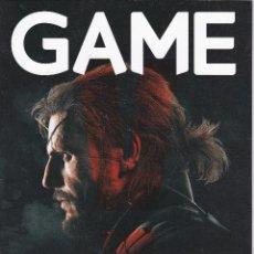 Catálogos publicitarios: CATALOGO GAME 85. METAL GEAR SOLIDV.THE PHANTOM PAIN.TACTICAL ESPIONAGE OPERATIONS.. Lote 236713710