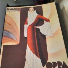 Catalogues publicitaires: CATÁLOGO ALMACENES JORBA INVIERNO 1931-1932. Lote 241921740