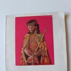 Catálogos publicitarios: REVISTA SEMANA SANTA ORIHUELA 1958. Lote 242000955