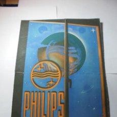 Catálogos publicitarios: MAGNIFICA ANTIGUA PUBLICIDAD PHILIPS DEL 1944. Lote 246132195