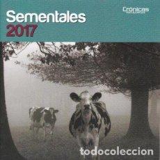 Catálogos publicitarios: CATALOGO DE SEMENTALES VACUNOS DE LECHE DE ABEREKIN DE 2017. Lote 250106965