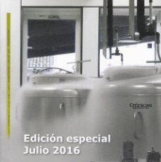 Catálogos publicitarios: CATALOGO DE SEMENTALES VACUNOS DE LECHE DE ABEREKIN EDICIÓN ESPECIAL JULIO DE 2016. Lote 250108185