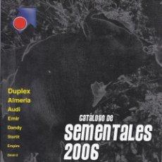 Catálogos publicitarios: CATALOGO DE SEMENTALES VACUNOS DE LECHE DE ABEREKIN DE 2006. Lote 250131360