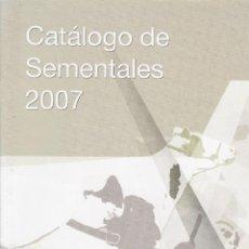 Catálogos publicitarios: CATALOGO DE SEMENTALES VACUNOS DE LECHE DE ABEREKIN DE 2007. Lote 250131830