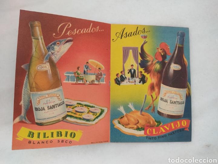 Catálogos publicitarios: catalogo publicitario bodegas Rioja Santiago Cosmopol Clavijo Bilibio - Foto 3 - 254323350