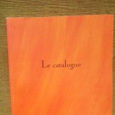 Catálogos publicitarios: CATALOGO DE LOUIS VUITTON. LE CATALOGE 1998. Lote 254603945