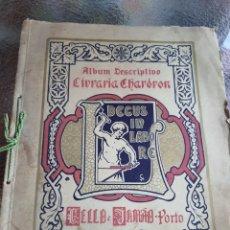Catálogos publicitarios: LIBRERIA CHARDRON. PORTO.PORTUGAL. Lote 257320110