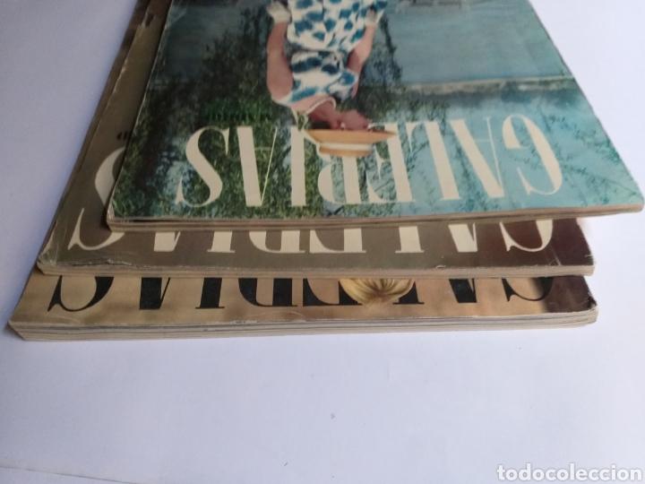 Catálogos publicitarios: Revista Galerías .Verano 1959 ,verano 1960 ,y otoño 1959 . Revistas historia patronaje moda . - Foto 5 - 262296670
