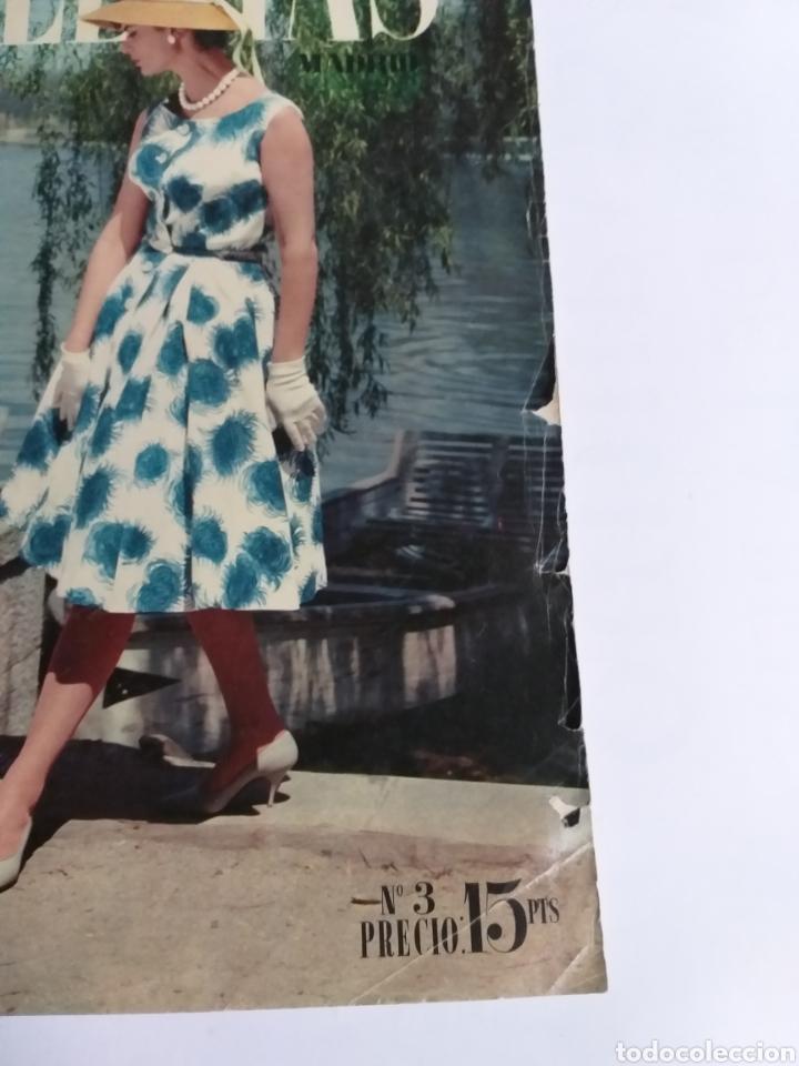 Catálogos publicitarios: Revista Galerías .Verano 1959 ,verano 1960 ,y otoño 1959 . Revistas historia patronaje moda . - Foto 7 - 262296670