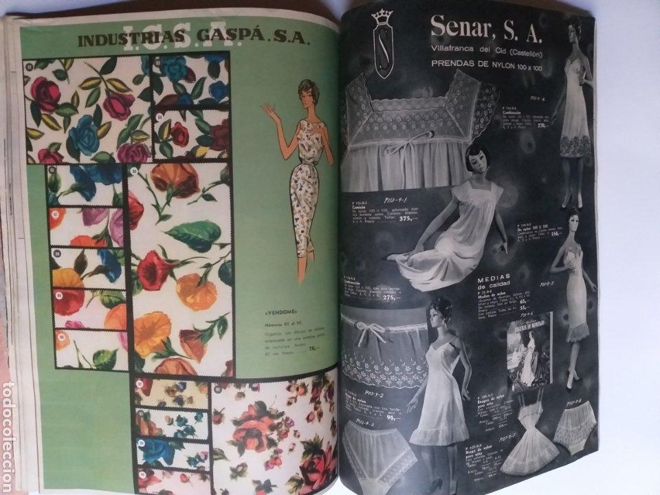 Catálogos publicitarios: Revista Galerías .Verano 1959 ,verano 1960 ,y otoño 1959 . Revistas historia patronaje moda . - Foto 10 - 262296670