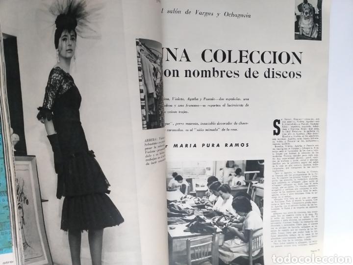 Catálogos publicitarios: Revista Galerías .Verano 1959 ,verano 1960 ,y otoño 1959 . Revistas historia patronaje moda . - Foto 19 - 262296670