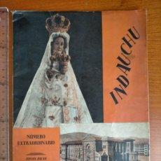Catálogos publicitarios: 1946 REVISTA ALUMNOS NÚMERO EXTRAORDINARIO COLEGIO DE NUESTRA SEÑORA DE BEGOÑA INDAUCHU (BILBAO). Lote 266733923
