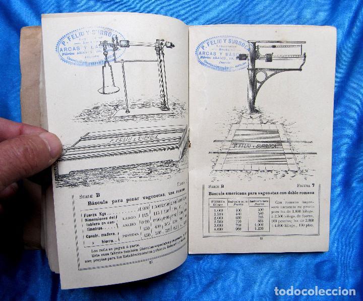 Catálogos publicitarios: CATÁLOGO DE ARTEFACTOS PARA EL COMERCIO INDUSTRIA Y AGRICULTURA. P. FELIU Y SURROCA. BARCELONA, S/F. - Foto 7 - 267336179