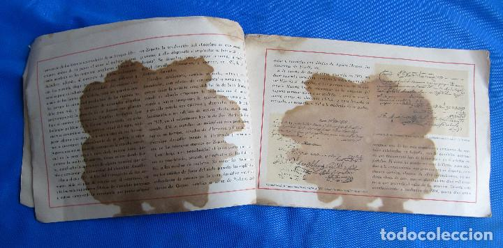Catálogos publicitarios: UNA INDUSTRIA SECULAR CHOCOLATES AMATLLER. POSTERIOR A 1923. - Foto 4 - 267622734