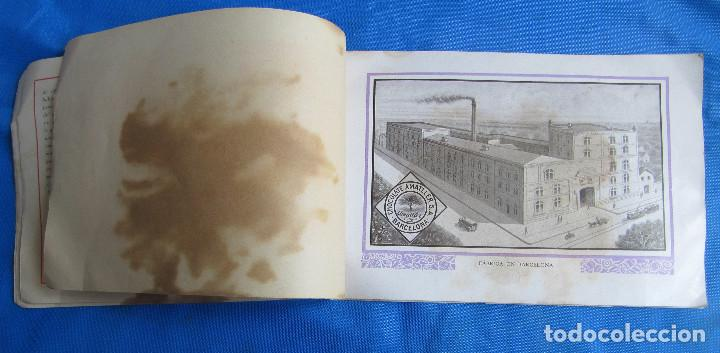 Catálogos publicitarios: UNA INDUSTRIA SECULAR CHOCOLATES AMATLLER. POSTERIOR A 1923. - Foto 6 - 267622734