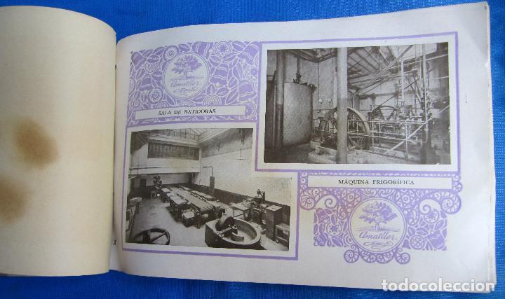 Catálogos publicitarios: UNA INDUSTRIA SECULAR CHOCOLATES AMATLLER. POSTERIOR A 1923. - Foto 9 - 267622734