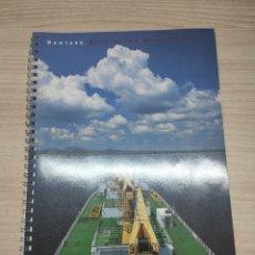 Catálogos publicitarios: CATÁLOGO DANYARD RETHINKING SHIPBUILDING. Lote 267636259