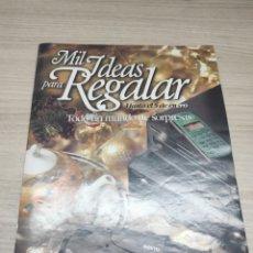 Catálogos publicitarios: XX CATÁLOGO PRYCA NAVIDAD 1997. Lote 267637774