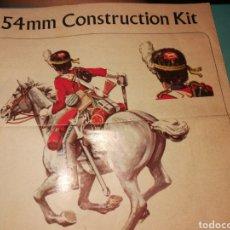 Catálogos publicitarios: CATALOGO CONSTRUCTION KIT. Lote 271600098