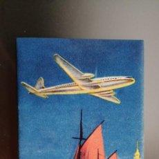 Catalogues publicitaires: FOLLETO IBERIA – 1953. Lote 277152533
