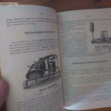 Catálogos publicitarios: ANTIGUO CATÁLOGO ALUMBRADO Y CALEFACCIÓN MADRID. Lote 277473398