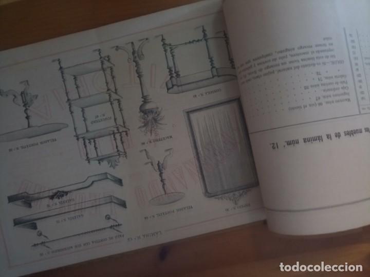 Catálogos publicitarios: Antiguo catálogo muebles Vitoria Leonard e hijo - Foto 2 - 277478758