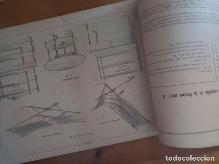 Catálogos publicitarios: Antiguo catálogo muebles Vitoria Leonard e hijo - Foto 3 - 277478758
