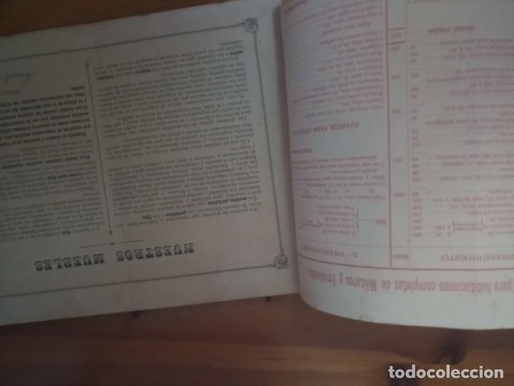 Catálogos publicitarios: Antiguo catálogo muebles Vitoria Leonard e hijo - Foto 8 - 277478758