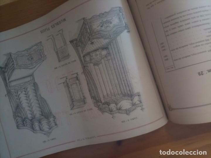 Catálogos publicitarios: Antiguo catálogo muebles Vitoria Leonard e hijo - Foto 9 - 277478758