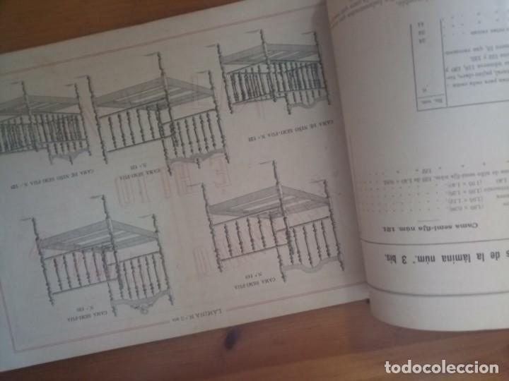 Catálogos publicitarios: Antiguo catálogo muebles Vitoria Leonard e hijo - Foto 11 - 277478758