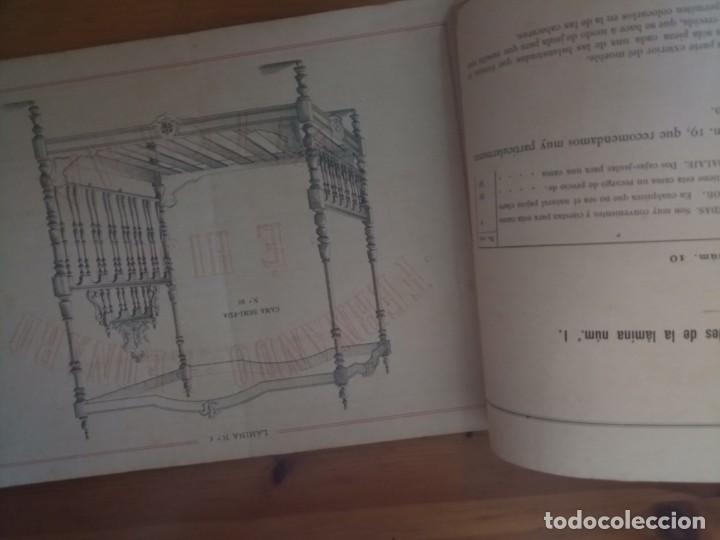 Catálogos publicitarios: Antiguo catálogo muebles Vitoria Leonard e hijo - Foto 12 - 277478758