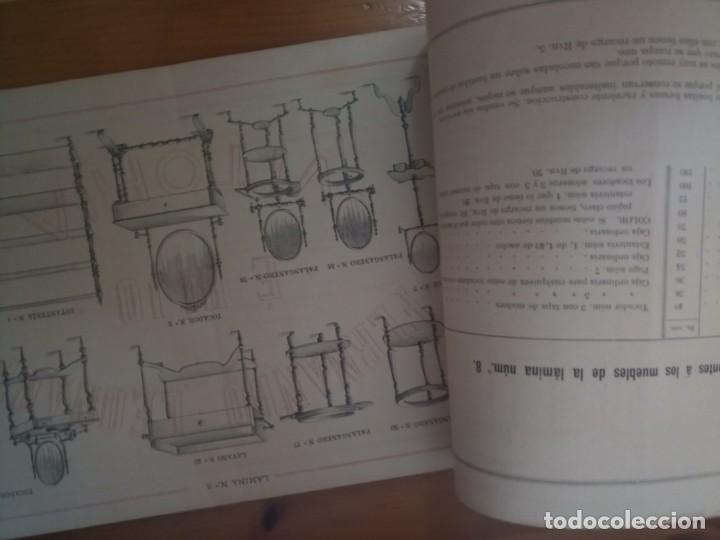 Catálogos publicitarios: Antiguo catálogo muebles Vitoria Leonard e hijo - Foto 14 - 277478758