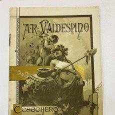 Catálogos publicitarios: LISTA DE PRECIOS / TARIFA DE PRECIOS DE BODEGAS A.R. VALDESPINO. JEREZ DE LA FRONTERA. VER FOTOS. Lote 277692633